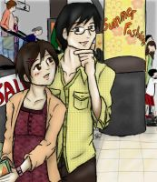 HostClub: Common Shopping by yammyqueen