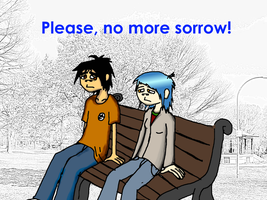 Please, No More Sorrow by FoxTail8000