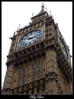 Big Ben by MeikeZane