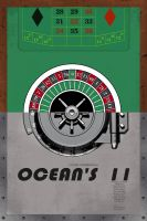Ocean's 11 by edgarascensao