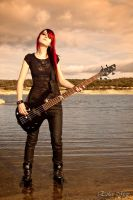 Ginger Bassist VII by esthermar