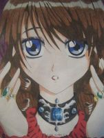 Jewelry Girl by Arashi-no-Hayato