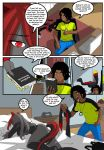 Verse-32 ( Jacob , you just lost your  bed  ) by MemorialComics