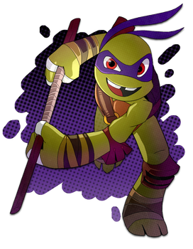 Here Comes Donnie! by ScribblezStarz