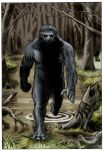 The Terror of Boggy Creek by Loneanimator
