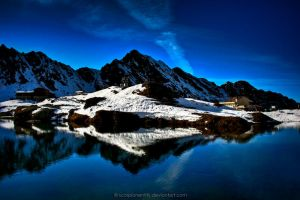 Balea Lake HDR 03 by ScorpionEntity