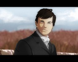 Damien Thorn 2 by Lady-Was-Taken