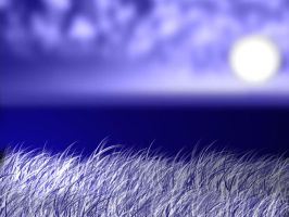 Moonlight Background by Ravenclaw105