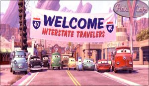 Welcome Intersate Travellers by MagicalCrystal