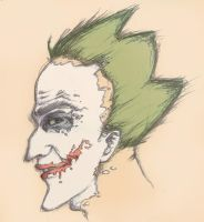 The Joker by mtowreck