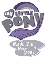 [Old work] Maud Pie is Best Pony by SparklerRose