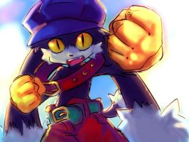Gloriously Klonoa by Lylac