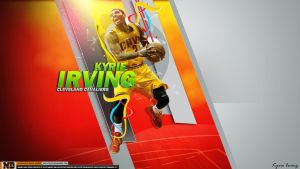 9009 Kyrie Irving by namo,7 by 445578gfx