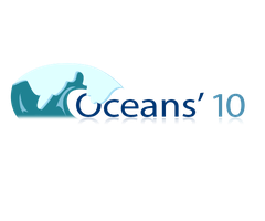 Oceans' 10 logo by haran-hockey