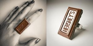 Hershey's Ring by CreativeAbubot