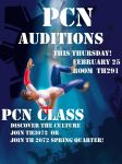 Jep's PCN Audition flyer by JepMZ