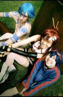 TTGL: We Supafly by chinasaur