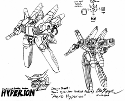 Hyperion Design Sheet 7 by illogictree