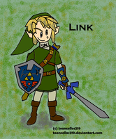 Link SSBB by tooncellos219