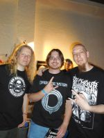 Me with Jeff Loomis and Keith Merrow by metalheadrailfan