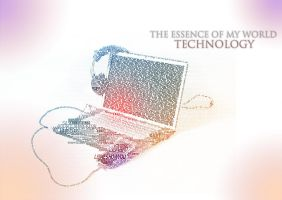 The Essence of My World: Tech by Farkwind