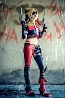 Insurgency Harley Quinn  - 2 by DrikaCPR