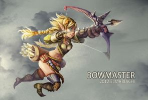 BOWMASTER by REAL-ELMARIACHI