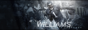 .:Mike Williams Signature:. by dynamiK-farr