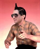 Zak Bagans as Ed Grimley by Brandtk