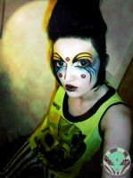 Club Kid Makeup 2 by Face-Invaders