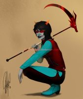 Homestuck - Final Sentence by kurimja