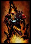 iron man by logicfun