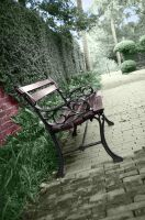 Bench by DragonOfSorrow19