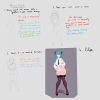 [DD] Digital Drawing Tutorial (Hatsune Miku) by KVladO