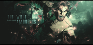 The Wolf Among Us by D-GodKnows