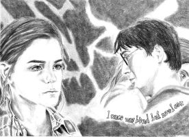 O Children Harry and Hermione by Fantaasiatoidab