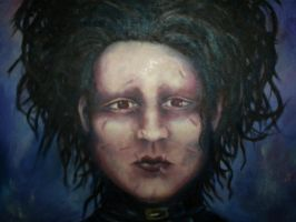 Edward scissorhands by selmafx