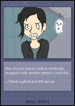 Ghoul School - Practical Joke by starlite-decay