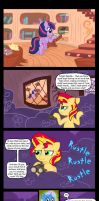 Seat Taken by FicFicPonyFic