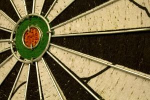 Dartboard by KayleighOC
