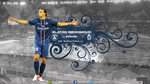 Zlatan Ibrahimovic - the Striker wallpaper by ibrali