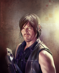 Daryl Dixon by Puppet-Girl86