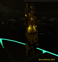 Riku Nightlife - Dance GIF - Second Life by Jace-Lethecus