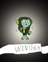 Don't Starve OC: Winona by Basher-the-Basilisk
