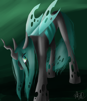 Chrysalis by yorewolfdragon67
