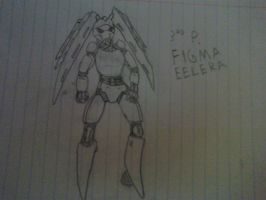Drawing: Figma Eeleera by rubenimus21