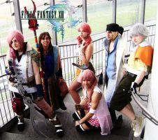 final fantasy XIII by FairyScarlet
