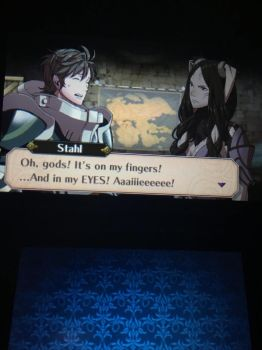 RIP Stahl by 707Fangirl