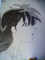 Kagome Anime Form by Sommore