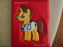 Doctor Monitor/Stable by SpikeFiremane